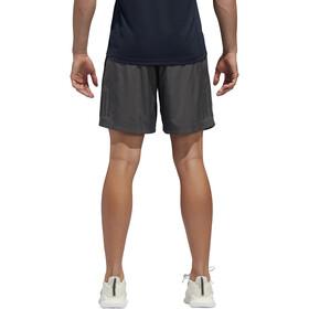 "adidas Own The Run Shorts 7"" Herrer, grey six/black"